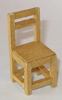 1-24th Scale Side Chair Kit